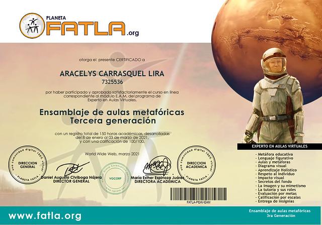 Aconcagua 3-EAM 2102