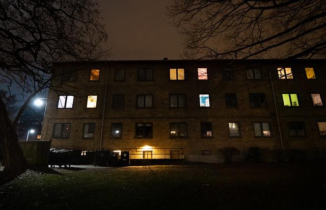 Mixed Light (Suburban Nights 54)