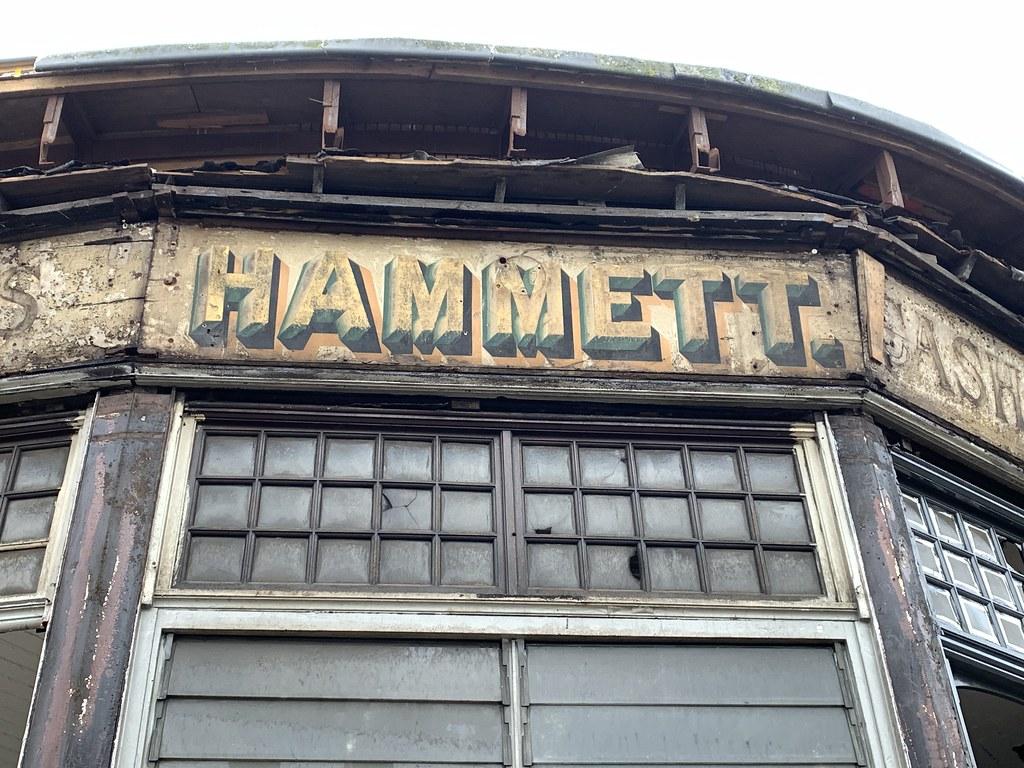 Lovely hidden signage revealed in Herne Hill