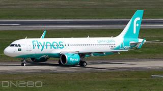 Flynas A320-251N msn 10539 F-WWBO / HZ-AS39