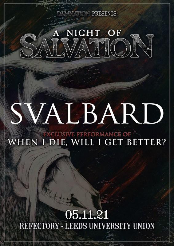 Svalbard - A Night of Salvation