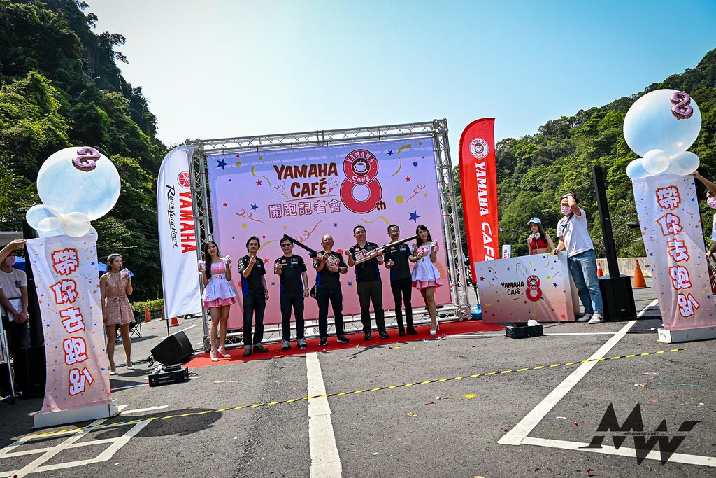 YAMAHA Cafe 8th開跑記者會_-11
