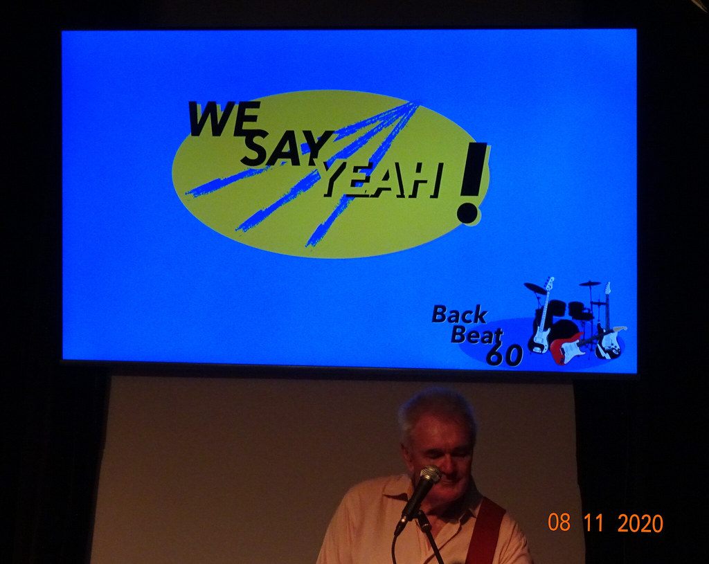 Geoff Says Yeah!
