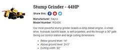 stumpgrinder