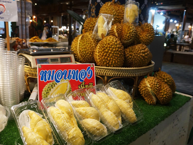 Iconsiam Bangkok durian