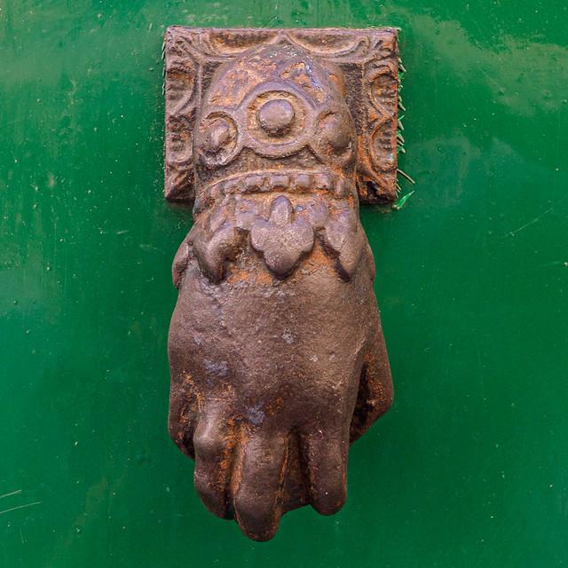 Roman Door 3