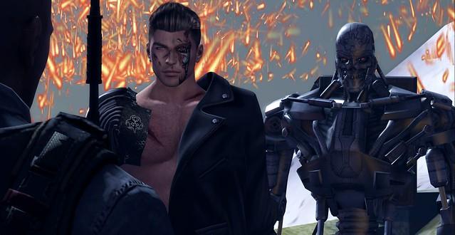 Terminator Redo! Bad To The Bone