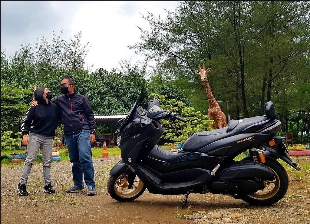 Keseruan Maxi Virtual Touring di Jawa Tengah