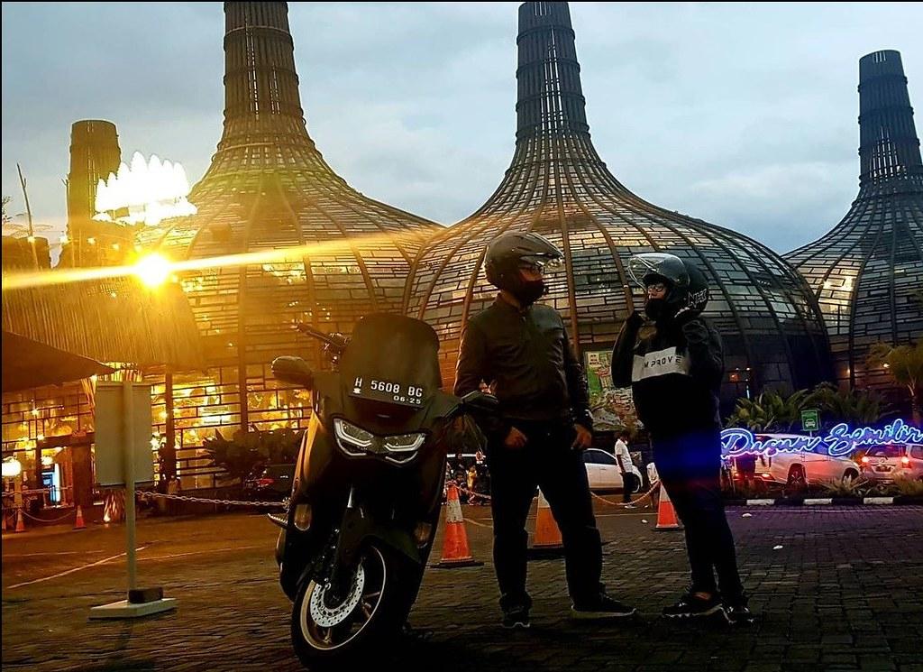 Maxi Virtual Touring di Jawa Tengah