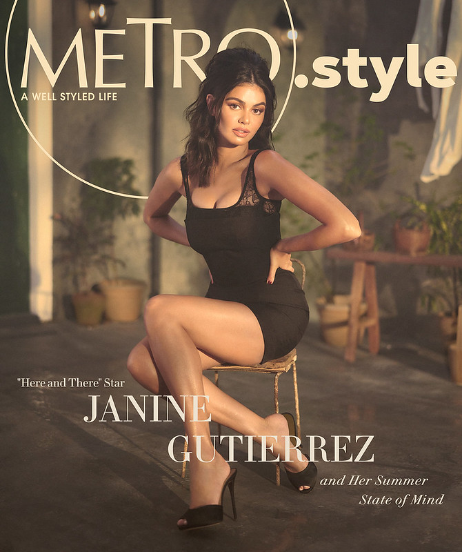 MetroStyle Janine 2 Cover