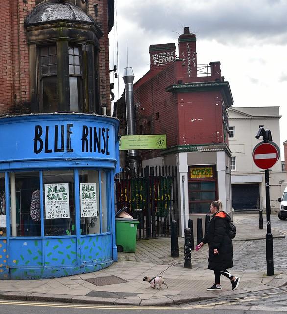 Blue Rinse #2
