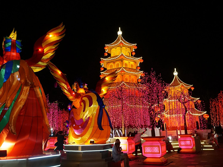 Iconsiam light festival