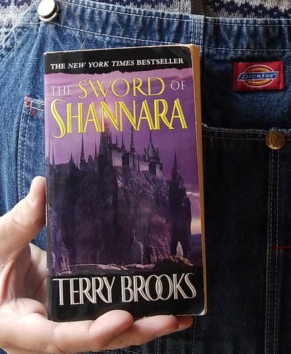 The Sword of Shannara, by Terry Brooks
