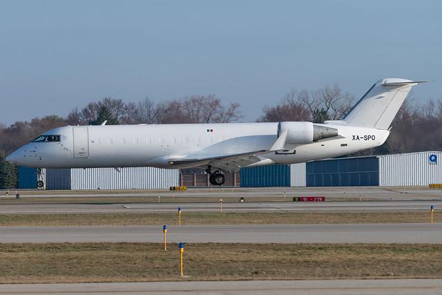 XA-SPO Bombardier CRJ-100PF 7085 KPTK
