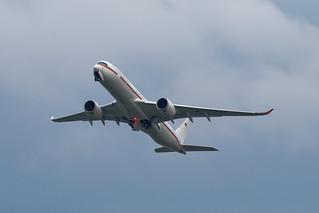 Delivery Flight msn468 F-WJKN 26/3/2021