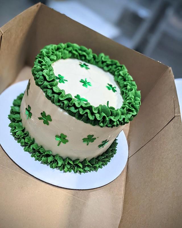 Cake by Three Bears Bakery & BBQ