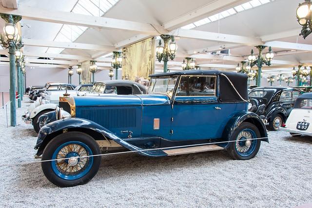Mercedes 630 K Cabriolet - 1928