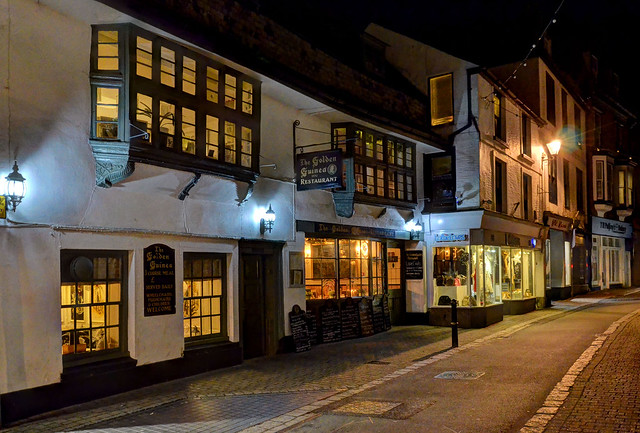 The Golden Guinea, Fore Street, Looe