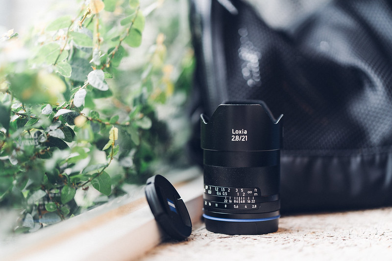 Zeiss Loxia 21mm f/2.8|Sony