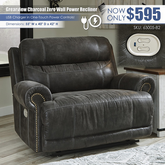 Grearview Charcoal Power Recliner_65005-82
