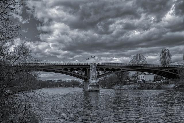 Pont du Petit Parc, Saint Maur des Fossés.