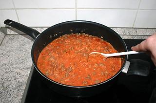 25 - Scramble & bring to boil / Verrühren & aufkochen lassen