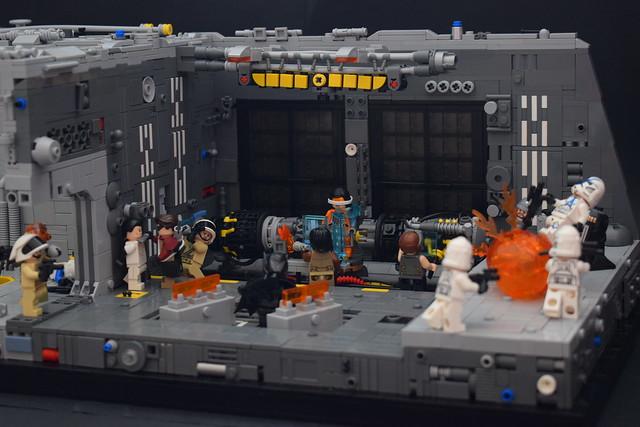 The Rescue (Dark Times RPG)
