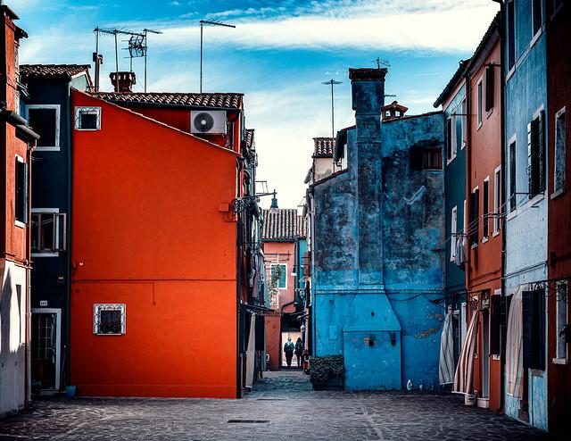 Colours of Burano no.8