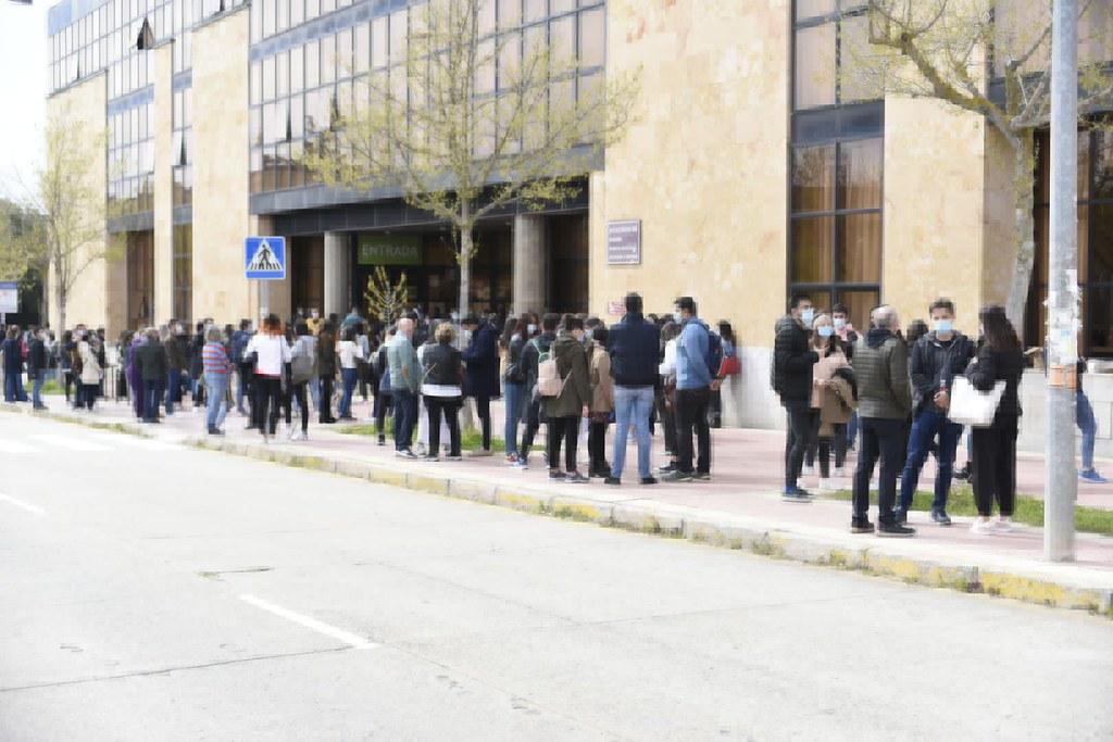 MIR Y FSE a examen en Salamanca  (1)