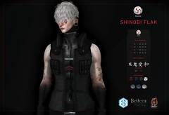 Odachi / Shinobi Flak