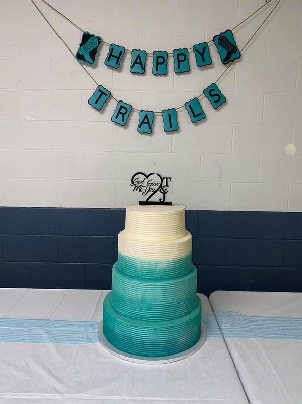 Cake by Sam's Bakery
