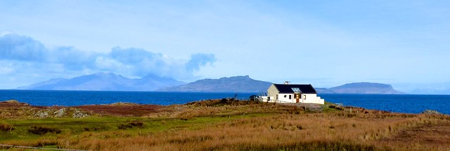 The cottage at Fascadale
