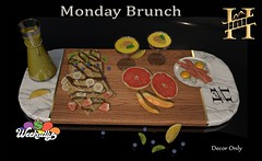 HILL_Monday_Brunch-!!WEEKNDLY SALE!!