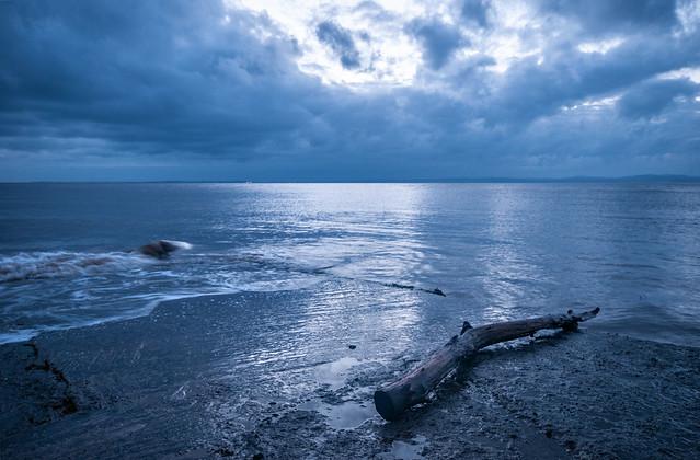 Spring High Tide - Blue Hour  [explored on 28/3/2021]