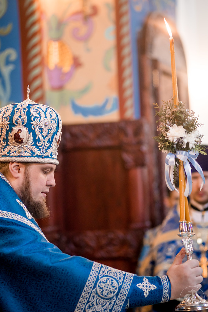 27 Марта 2021, Божественная литургия в Феодоровском  Государевом соборе / 27 March 2021, Divine Liturgy at the Feodorovsky Gosudarev Cathedral