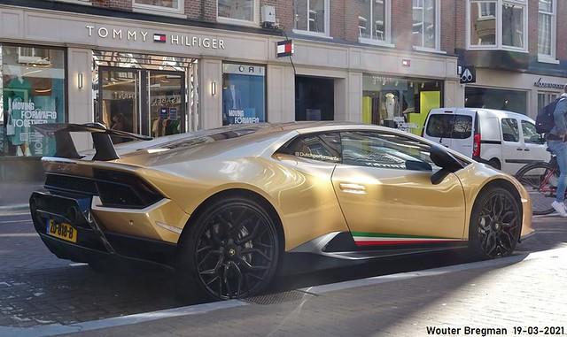 Lamborghini Huracán LP 640-4 Performanté (2019)