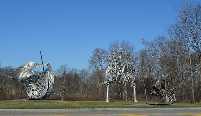 Modern Sculpture 3 Explored!