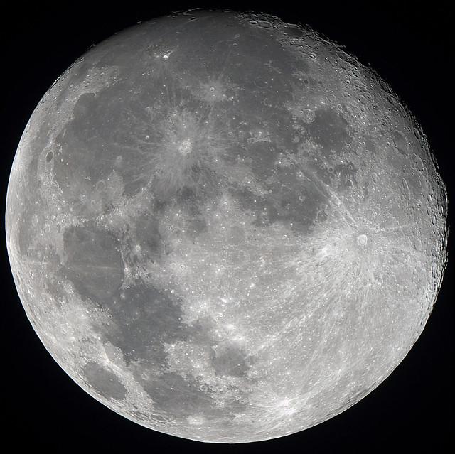 96% Moon