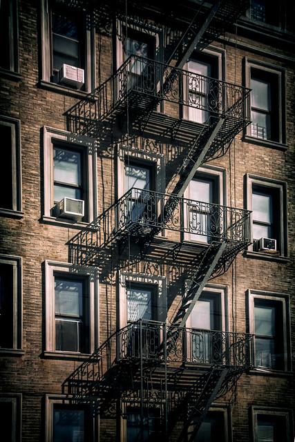 Immeuble new-yorkais