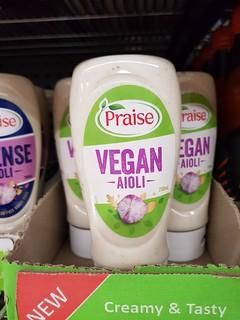 Praise Vegan Aioli