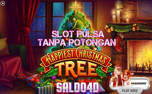 Judi Slot Happiest Christmas Tree Habanero SALDO4D