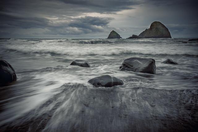Lost Boy Beach - Oceanside, Oregon