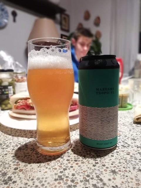 Maresme Brewery Maresme tropical