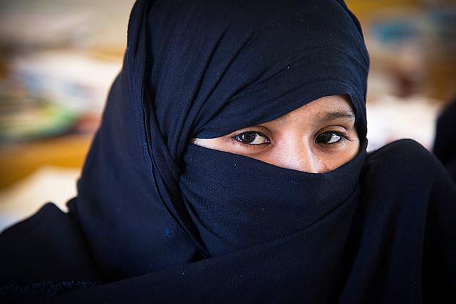 In the nomads' camp - El Kheouiya