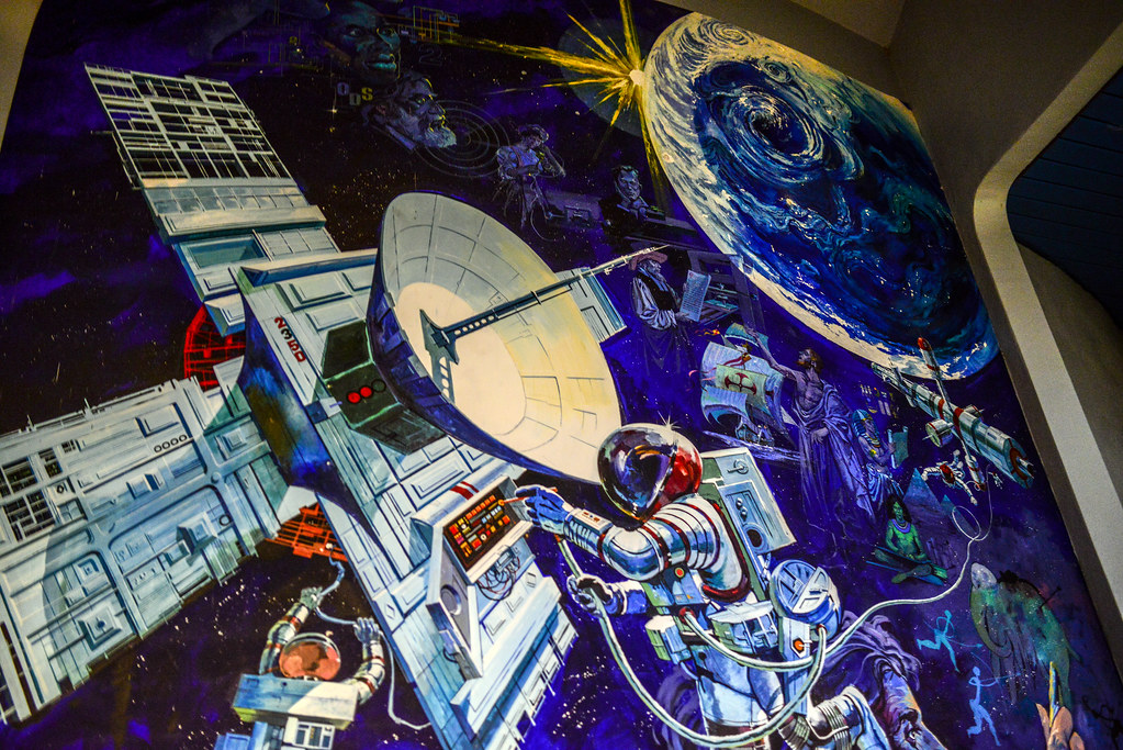 SSE mural Epcot