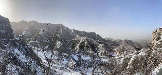 中國北京市昌平區流村鎮馬鉋泉村
