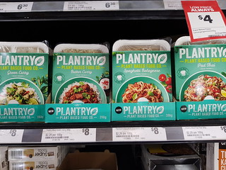 Plantry Frozen Meals