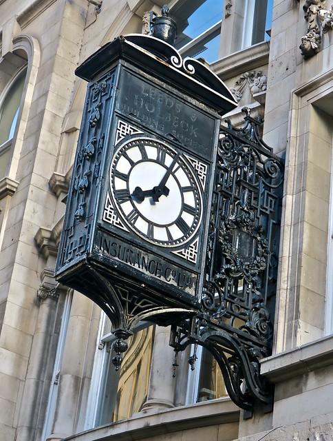 Leeds & Holbeck Clock, Bristol, UK