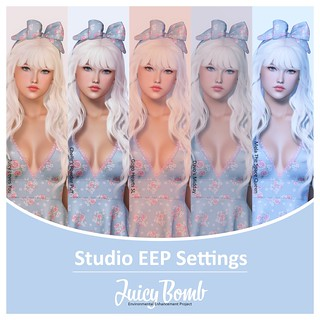 JuicyBomb - Studio EEP Settings | by gogolita