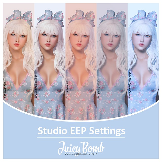 JuicyBomb - Studio EEP Settings
